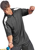 Paragon Adult Contrast Insert Polo Shirts