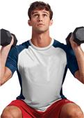 Paragon Adult Color Block T-Shirts