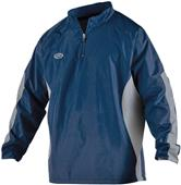 Rawlings Long Sleeve Water-Resistent Windbreaker