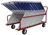 Blazer Athletic Universal Hurdle Cart