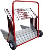 Blazer Athletic Two Wheel Hurdle Cart