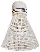 Lion Standard Nylon Badminton Shuttlecocks 6PK