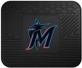 Fan Mats MLB Miami Marlins Utility Mats