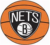 Fan Mats NBA Brooklyn Nets Basketball Mat