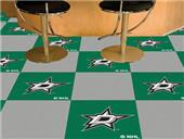 Fan Mats NHL Dallas Stars Team Carpet Tiles