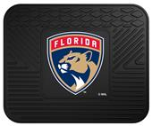 Fan Mats NHL Florida Panthers Vinyl Utility Mats