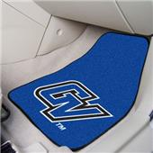 Fan Mats Grand Valley State Carpet Car Mats (set)