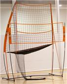 Bow Net Portable Volleyball Practice Station