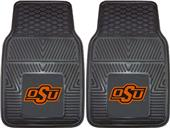 Oklahoma State University Vinyl Car Mats (set)
