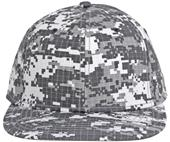 The Game Headwear Digital Camo Caps