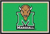 Fan Mats Marshall University 5x8 Rug