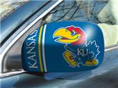 Fan Mats University of Kansas Small Mirror Cover