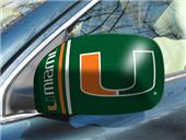 Fan Mats University of Miami Small Mirror Cover