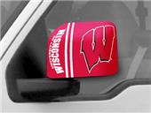 Fan Mats Univ. of Wisconsin Large Mirror Covers