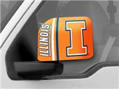 Fan Mats University of Illinois Large Mirror Cover