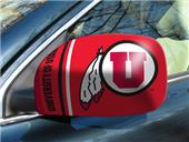 Fan Mats University of Utah Small Mirror Covers