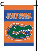 "COLLEGIATE Florida 2-Sided 13"" x 18"" Garden Flag"