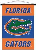 COLLEGIATE Florida Gators Indoor Banner Scroll