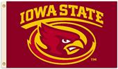 COLLEGIATE Iowa State 2-Sided 3' x 5' Flag