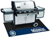 Fan Mats MLB Seattle Mariners Grill Mats