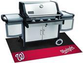 Fan Mats MLB Washington Nationals Grill Mats