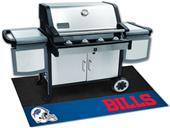Fan Mats NFL Buffalo Bills Grill Mats