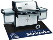 Fan Mats NFL Seattle Seahawks Grill Mats
