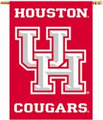 "COLLEGIATE Houston Cougars 2-Sided 28""x40"" Banners"
