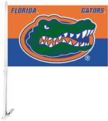 "COLLEGIATE Florida 2-Sided 11"" x 18"" Car Flag"