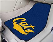 Fan Mats Montana State University Car Mats (set)