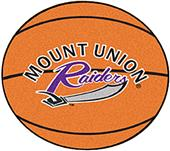 Fan Mats Mount Union Basketball Mat