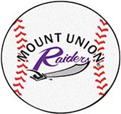 Fan Mats University of Mount Union Baseball Mat