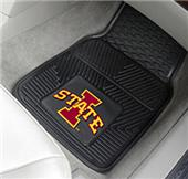 Fan Mats Iowa State University Car Mats (set)