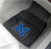 Fan Mats University of Memphis Car Mats (set)