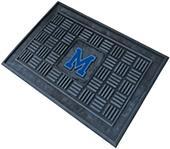 Fan Mats University of Memphis Door Mat