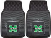 Fan Mats Marshall University Car Mats (set)