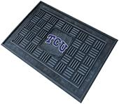 Fan Mats Texas Christian University Door Mat