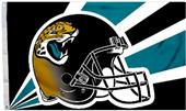 BSI NFL Jacksonville Jaguars 3'x5' Flag w/Grommets