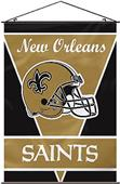 "BSI NFL New Orleans Saints 28"" x 40"" Wall Banner"
