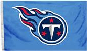 BSI NFL Tennessee Titans 3' x 5' Flag w/Grommets
