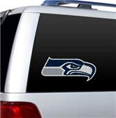BSI NFL Seattle Seahawks Auto Diecut Window Film
