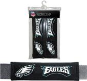 BSI NFL Philadelphia Eagles Seat Belt Pads (2Pk)