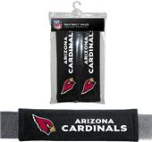 BSI NFL Arizona Cardinals Seat Belt Pads (2Pk)