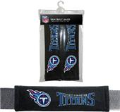 BSI NFL Tennessee Titans Seat Belt Pads (2Pk)
