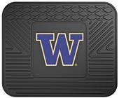 Fan Mats NCAA Univ of Washington Vinyl Utility Mat