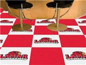 Fan Mats Lamar University Team Carpet Tiles