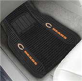 Fan Mats Chicago Bears Deluxe Car Mats (set)