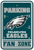 BSI NFL Philadelphia Eagles Fan Zone Parking Sign