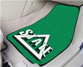 Fan Mats Delta State University Car Mats (set)