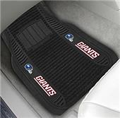 Fan Mats New York Giants Deluxe Car Mats (set)